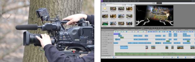 ビデオ制作
